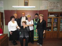 Будни миссионера: фоторепортаж о. Владимира о поездке в поселок Ильпырский