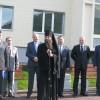 Владыка Артемий освятил дом для сотрудников ФСБ. Фоторепортаж.