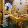 Дьяконская хиротония монаха Макария