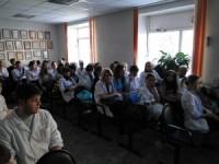 Встреча в медицинском колледже