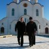 О встрече Епископа Артемия с контр-адмиралом Константином Макловым