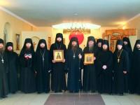 Пополнение в братии мужского монастыря