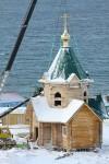 Село Никольское: а в декабре, а в январе…
