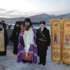 Походный храм появился на подводной лодке «Челябинск»