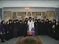 Свято-Казанский женский монастырь: постриг в иночество