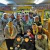 Миссионерский стан в поселке Палана