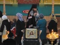 Петропавловск и Ключи: Богослужение с чином Прощения. Фоторепортаж.