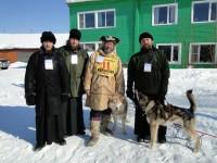 Дневник «Берингии-2012″: гонка православная. Большой фоторепортаж.