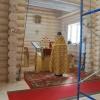 С. Никольское: служба в новом храме. Фоторепортаж