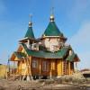 Село Никольское: большое строительство на краю земли. Фоторепортаж