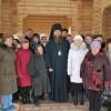 Рабочая комиссия по строительству Православного храма посетила с. Никольское  во вторник 14 мая