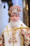 Сегодня, в день памяти святых равноапостольных Кирилла и Мефодия,  Святейший  Патриарх Московский и всея Руси Кирилл празднует день своего  тезоименитства