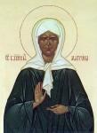 2 мая — день памяти Матроны Московской святой блаженной