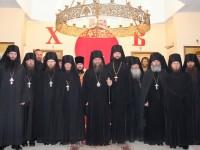 Праздник в мужском монастыре