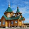 Командоры, село Никольское: строительство храма завершено