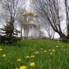В день Святой Троицы главный храм Камчатки празднует свой престольный праздник. Фоторепортаж