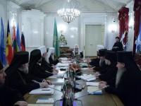 В Русской Православной Церкви появилось пять новых митрополий