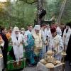 Предстоятели Русской и Польской Церквей совершили всенощное бдение в Марфо-Мариинской обители на Грабарке