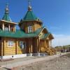 День за днем преображается храм в честь Святого Николая Чудотворца в селе Никольском на Командорах