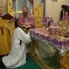 В  Неделю 17-ю по Пятидесятнице Епископ Петропавловский и Камчатский Артемий совершил иерейскую хиротонию диакона Евгения Цукало