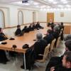 Состоялась встреча ректора Перервинской духовной семинарии со священнослужителями Петропавловской и Камчатской епархии
