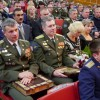 С 55-летием со дня образования в/ч 14086 п. Вулканный поздравили личный состав части представители Петропавловской и Камчатской епархии