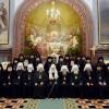 В неделю 25-ю по Пятидесятнице  епископ Петропавловский и Камчатский Артемий сослужил Святейшему Патриарху Кириллу