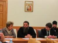 Встреча Епископа Артемия с представителями коренных малочисленных народов Камчатки