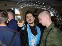 Боевое знамя вилючинского казачества