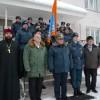 Центру МЧС в Елизовском районе вручено знамя части
