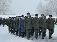 День защитника Отечества в п. Ключи