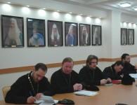 Собрание руководителей епархиальных отделов