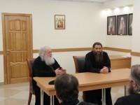 Встреча духовенства Камчатской епархии с протоиереем Валерианом Кречетовым