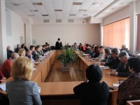 Протоиерей Валериан Кречетов встретился  с руководителями лечебных учреждений Камчатского края