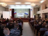 Протоирей Валериан Кречетов встретился с полицейскими Камчатского края