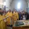 Собору Святой Живоначальной Троицы передана в дар икона Св.Блж. Матроны Московской