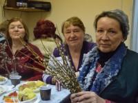 Встреча с пенсионерами р-на Северо-Восток