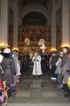 Пасхальное богослужение в главном храме Камчатки