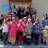 Последний звонок в воскресной школе города Елизово