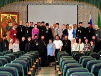 Завершилась межрегиональная конференция по вопросам социального служения Церкви