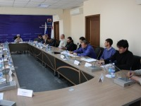 Встреча представителей правительства края с руководителями религиозных объединений Камчатки