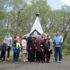 Путешествие к источнику в честь Святого Александра Невского