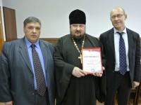 Восстановление храма Св. Живоначальной Троицы города Елизово продолжается