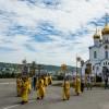 Крестный ход в честь 1025-летия Крещения Руси