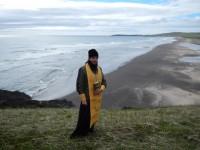Иеромонах Софроний (Медведенко) принял участие в 16-ой Камчатско-Курильской экспедиции