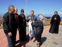 Епископ Артемий в составе Правительственной делегации Камчатского края посетил с. Никольское (Командорские острова)