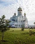 Епископ Артемий принял участие в освящении верхнего храма Троице-Владимирского собора г. Новосибирска