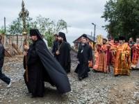 Престольный праздник мужского монастыря