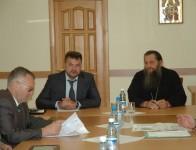 Состоялось заседание рабочей группы по благоустройству  территории соборного комплекса