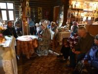 Приходское собрание общины храма Спаса Нерукотворного в с. Эссо